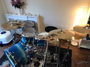Liberty Artist Custom Drum Kit Shell Pack