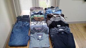 MENS CLOTHES BUNDLE - Shirts-Jumpers-Sweat shirts/Hoodies-Jeans