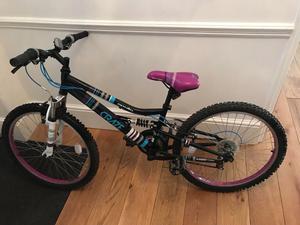 """Apollo Craze Junior Mountain Bike - 20"""" Wheel"""