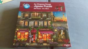 Au Chapeau Rouge jigsaw puzzle 500 pieces