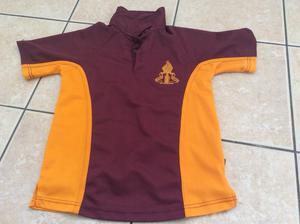 Bishop Luffa Unisex Sports Polo shirt in