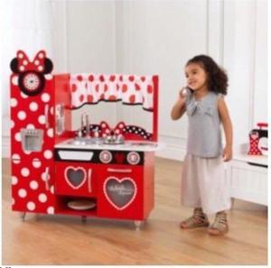 Brand new Disney jr MINNIE MOUSE Kitchen set