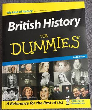British History for Dummies 2nd Edition