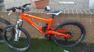 Commencal meta 55 Full suspension Mountain bike medium