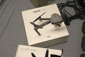DJI Mavic Pro - Fly More Combo + Extra Accessories. *LIKE NEW*