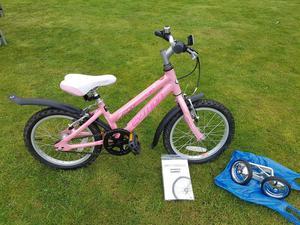 Girls Python Rock Mountain Bike 16 inch wheel