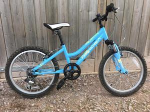 "Girl's bike, 20"" wheels, Ridgeback Harmony"