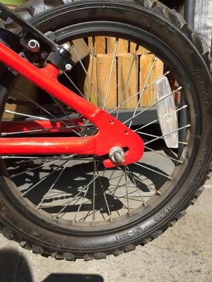 Kids Ridgeback MX16 bike for sale