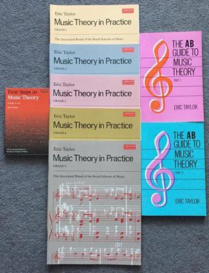 Music Theory Books Grades  ABRSM