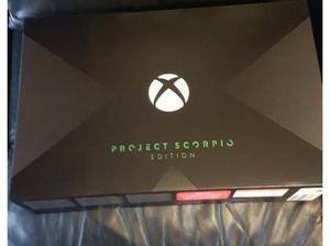 Xbox one x project scorpio excellent condition in Stanford