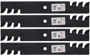 4 Rotary® Toothed Blades for John Deere® AM, PT,