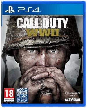 Call of Duty WWII (CoD World war 2) - PS4 game
