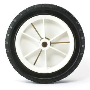 Lot of 4 Lawn Mower Replacement Plastic Wheel Walk Behind