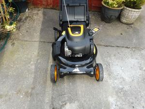 "NEW MCCULLOCH 21"" CUT SELF PROPELLED LAWNMOWER"
