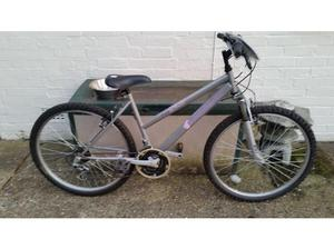 Shockwave sus speed 26 inch wheel mountain bike in