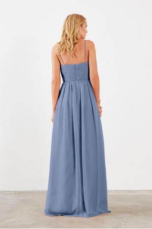 Weddington Way Lila Bridesmaid dress - Dusty Blue size 12