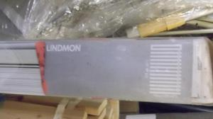 White Wooden Slatted blind 100cm wide
