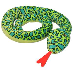vidaXL Plush Cuddly Toy Snake XXL 250 cm Children Soft