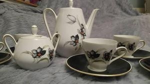 40s deco Winterling Markleuthen Barvaria Coffee pot Set