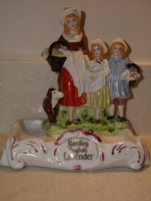 Collectable soap dish