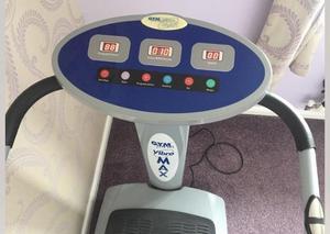 Gym Vibro Form Max Plush