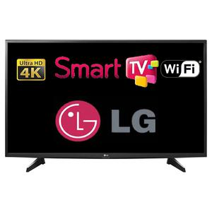 """LG 43UH610V 43"""" Smart LED TV 4K Ultra HD With Freeview Tuner"""