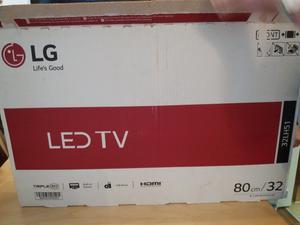 LG flat screen 32 inch brand new