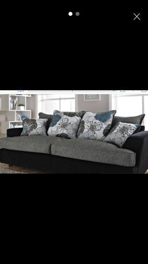 Large 2&3 seater sofa