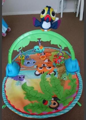 Little Tikes vibrating, musical baby gym