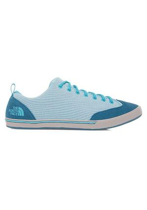 NEW The North Face Base Camp Approach Blue Women's Trainers Summer UK 8 EUR 41.5