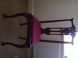 Queen Ann style dining chairs