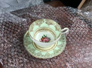 Vintage cups and saucers various