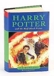 harry potter hardback 1st edition
