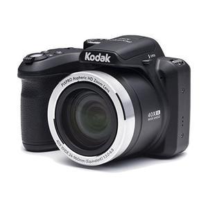 "Kodak AZ401BK Point & Shoot Digital Camera with 3"" LCD,"