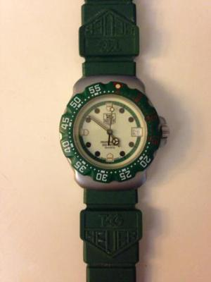 Tag heuer f1 collectible watch