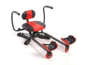 Ab Storm Abdominal Toning + Cardio Fitness Exercise Machine.