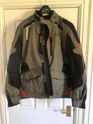 Alpinestars Andes II Drystar Jacket New with tags