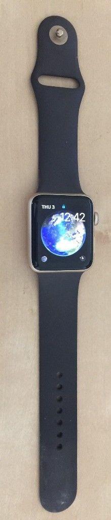 Apple Watch Series 2 42mm (Gold Aluminium)