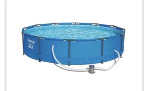 Bestway overground 12ft Swimming Pool with filter
