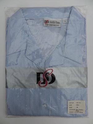 Brand New Queen Elizabeth QE School Uniform Girls Striped Shirt Blouse Size 38 School Trends.