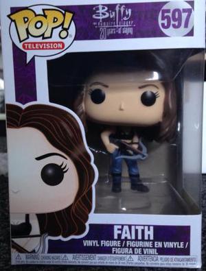 Buffy the vampire slayer pop vinyl figures Buffy and faith