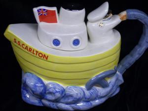 Carlton Wade Collectable Tea Pot