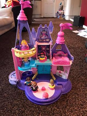 Disney Princess castle