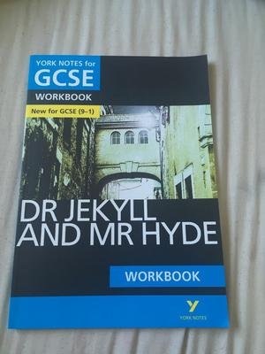 Dr Jekyll and mr Hyde gcse workbook