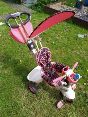 Little Tikes Trike 4-in-1 Deluxe Edition £30 VGC