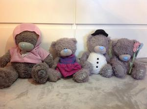 Me to you bears / tatty teddy
