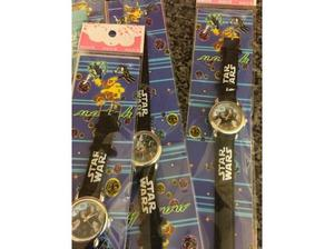 New Star Wars collectible watches in Southampton