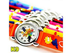 New the Simpsons watch childrens toy girls boys kids gift