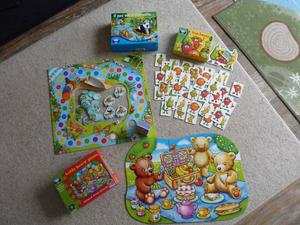 Orchard Toys Games and Puzzle