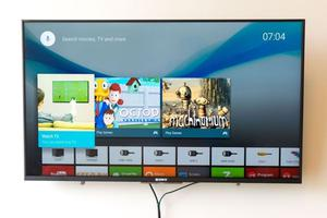 Sony Bravia KDL43W755C 43 inch SMART Full HD LED TV Android Freeview HD WiFi with tv bracket